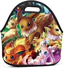 E-evee Pocket Insulated Lunch Bag Lunch Box Waterproof Lunch Tote Bag for Men Women Students