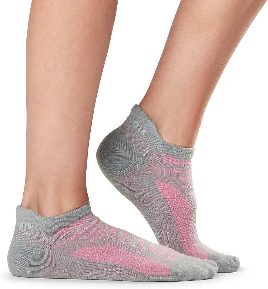 No Show Sport Socks - Tavi Noir Taylor Cushion Socks for Run, Hike, Bike