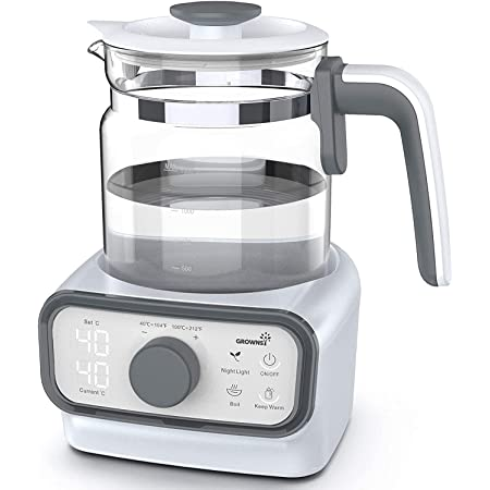 Baby Instant Warmer | Bottle Warmer | Formula Dispenser | Electric Kettle with Accurate Temperature Control for Formula