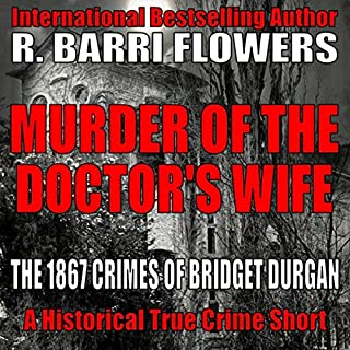 Murder of the Doctor's Wife audiobook cover art