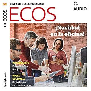 Ecos Audio - Navidad en la oficina. 12/2017 Titelbild