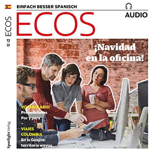 Ecos Audio - Navidad en la oficina. 12/2017 cover art