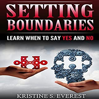 Setting Boundaries audiobook cover art