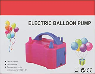 Electric Balloon Inflator 4 ports, Fuchsia