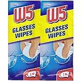 ingettes de nettoyage (1 Boîte - 54 Pièces) Convient pour nettoyer Lunettes, appareils photo,