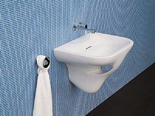 Waschbecken Flaminia Void 70 Hängewaschbecken aus Keramik VD70L