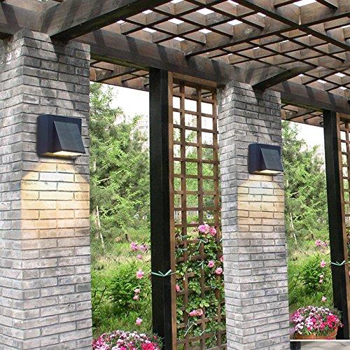 HOIHO lámpara de exterior 5W LED aplique de pared accesorio de ...