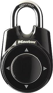 Master Lock hangslot One met combinatie voor kleedcabines, spin in het fitnesscentrum