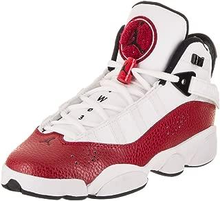 Nike Kids 6 Rings BG Basketball Shoe