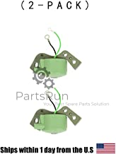 PARTSRUN High Performance 2PCS Igintion Coil for OMC Johnson Evinrude Outboard 582995 584477 580416 Replaces Sierra 18-518...