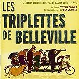 Les triplettes de Belleville (Bande originale du film)
