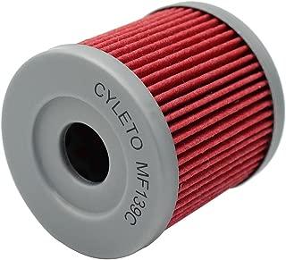 Cyleto filtro olio per Tiger 800 XC//Xcx//XR//Xrx 2011 2012 2013 2014 2015