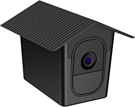 TIUIHU Weatherproof Housing for Arlo Pro, Arlo Pro 2 - Light and Portable Skins Compatible with Arlo Camera (Black, 1-Pack)