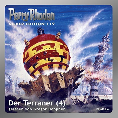 Der Terraner, Teil 4 audiobook cover art