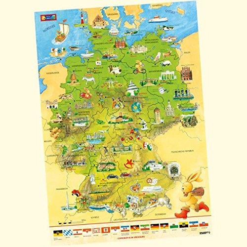Felix-Deutschlandkarte