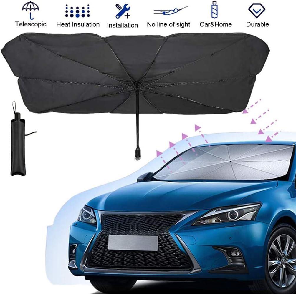 Car Sun Shade for Windshield Max 86% OFF Time sale Sunshad UV Umbrella Foldable Block