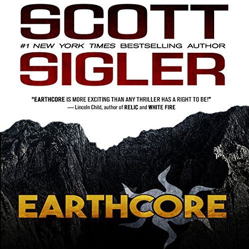 Earthcore audiobook cover art