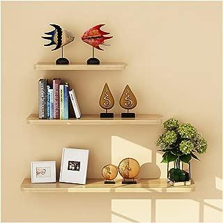 Best light wood wall shelves Reviews
