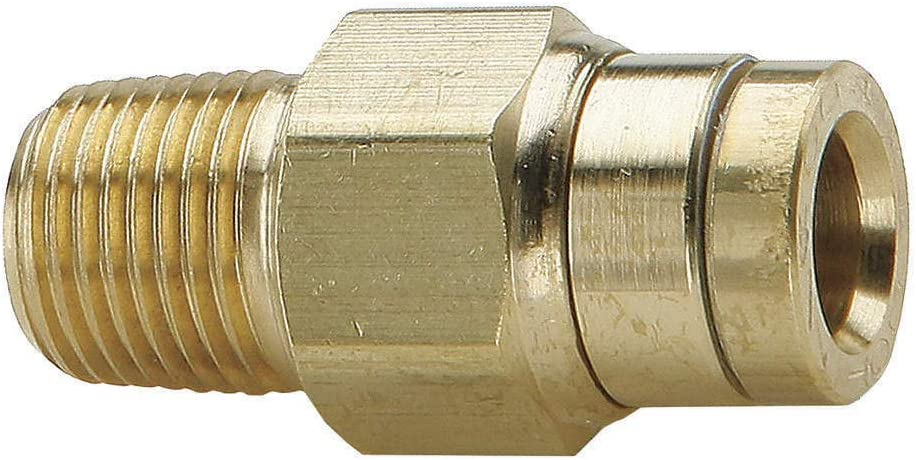 68PTC-8-6 Male Connector 1 2 8 Seattle Mall In x 3 sale