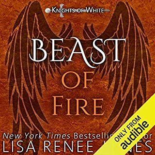 Beast of Fire audiobook cover art