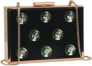 Best neon green clutch purse Reviews