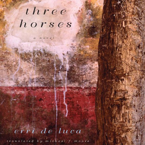 Three Horses audiobook cover art