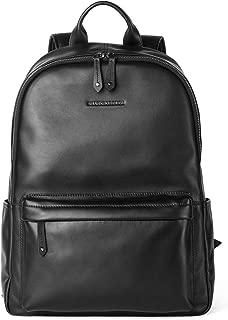 Supreme Anton Men's Backpack Genuine Leather Travel Bag Extra Capacity Casual Daypacks