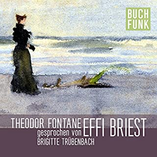 Effi Briest audiobook cover art