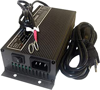 Schauer JAC0524 Charger: 24 Volt, 5 Amp with Ring Terminals