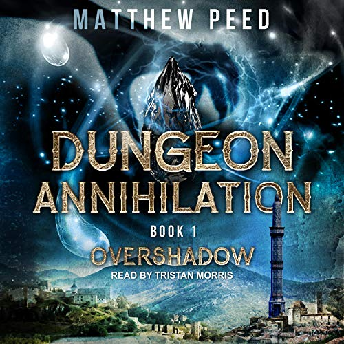Overshadow cover art