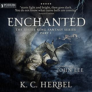 Enchanted cover art