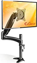 """ErGear Monitor Mount for 15-32"""" Flat/Curved Monitors, Full Motion Gas Spring Arm Improved LCD/LED Computer Monitor Riser, ..."""