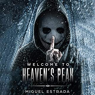 Heaven's Peak audiobook cover art