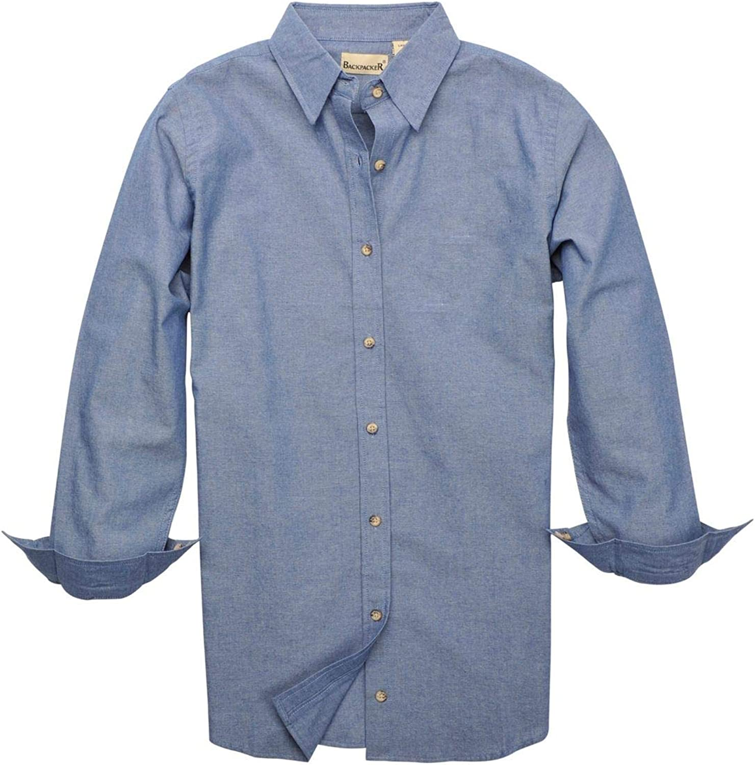 Colorado Springs Mall Backpacker Safety and trust Women's Chambray