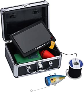 GRXXX Finder bajo al Agua Finder HD Subatwater Cámara de 7 Pulgadas Pantalla LCD de 7 Pulgadas IP68 A Prueba de Agua 1000T...