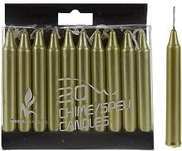 Best gold color candles Reviews