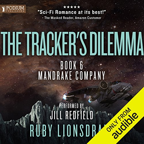 The Tracker's Dilemma audiobook cover art