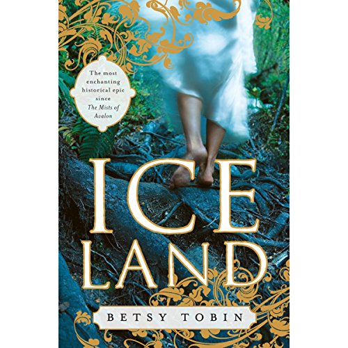 Ice Land audiobook cover art