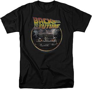 Popfunk Back to The Future Delorean T Shirt &