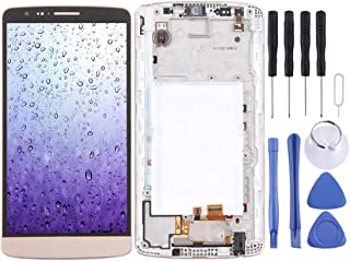 LCD Display Replacement Parts LCD Screen and Digitizer Full Assembly with Frame for LG G3 Stylus / D690 Mobile Phone Repai...
