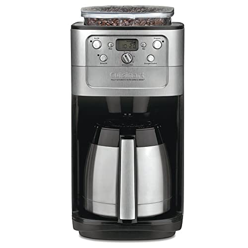 best grind and brew coffee maker 2019