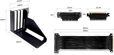 InWin PCI-E Riser Cable & Socket Vertical GPU Kit
