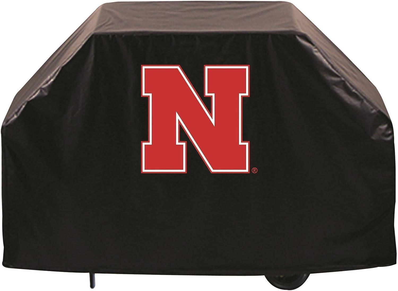 Holland Bar Stool NCAA Nebraska Cornhuskers 72  Grill Cover