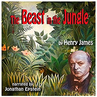 The Beast in the Jungle and the Evolution of the Short Story audiobook cover art