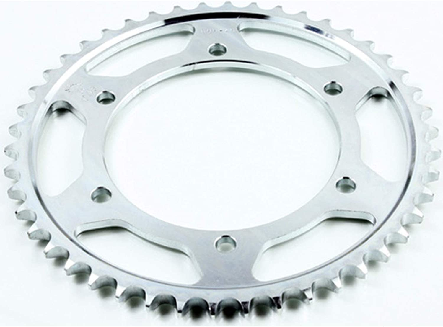 Steel Rear Sprocket Discount mail order 55% OFF - 46T Yamaha 1992 FZR1000 Fits