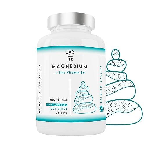 ZMA Magnesio Zinc Vitamina B6 Aumenta Nivel Testosterona Energía Rendimiento Deportivo Reduce Cansancio Mejor Sueño Alta