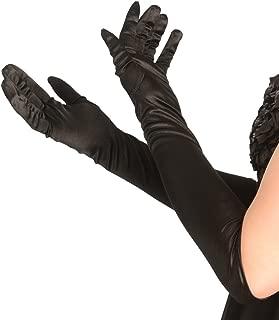 Kangaroo's One Size Elbow Length Opera Satin Gloves
