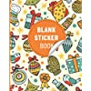 Blank Sticker Book: Sticker Collecting Album Boys | Sticker Album For Collecting Stickers For Adults | Sticker Books For Boys 4-8 Blank | Blank Sticker Book Reusable | Blank Sticker Book For Collecting | Blank Sticker Book Christmas