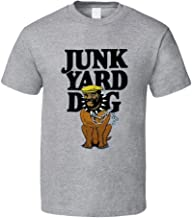 The Village T Shirt Shop Junkyard Dog Wrestling Legend WWF T Shirt
