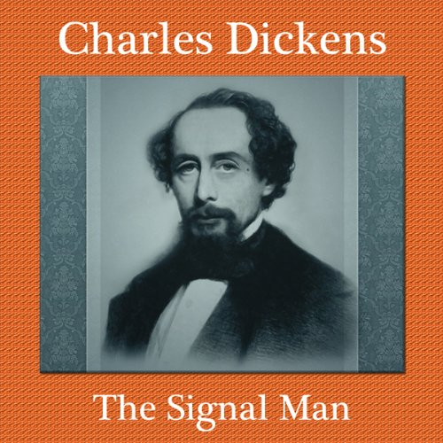 The Signal-Man audiobook cover art